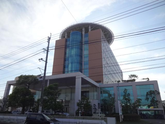 総合病院:福岡和白病院 353m