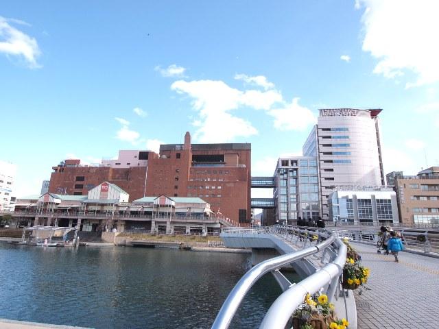 ショッピング施設:井筒屋 小倉店 845m