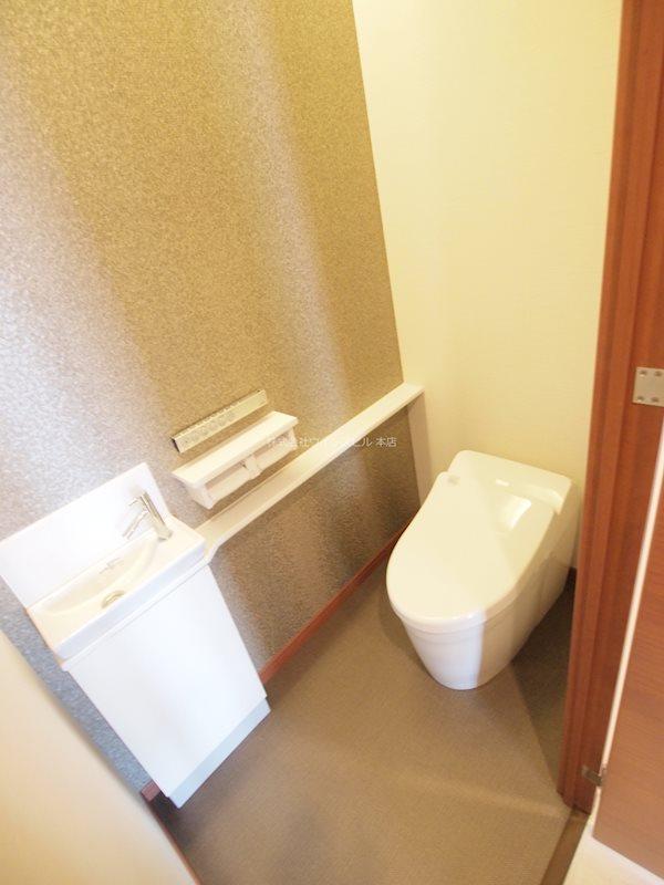 節水型トイレ.