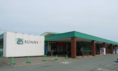 スーパー:サニー 二島店 412m
