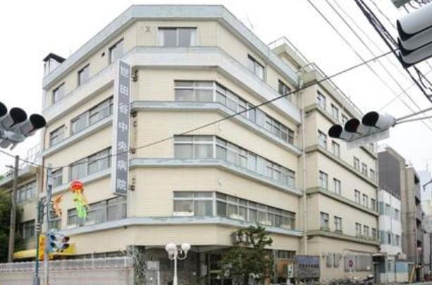 総合病院:世田谷中央病院 708m