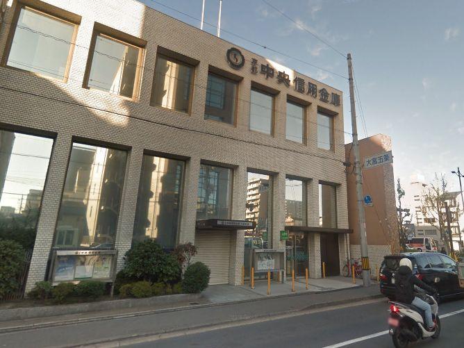 銀行:京都中央信用金庫 大宮支店 524m