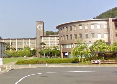 大学・短大:立命館大学 衣笠キャンパス 1405m