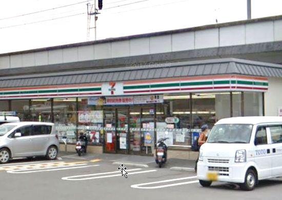 コンビ二:セブンイレブン 西小路丸太町店 367m
