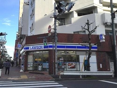 コンビ二:ローソン 墨田吾妻橋二丁目店 58m