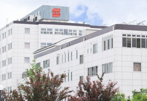 総合病院:指扇病院 2100m