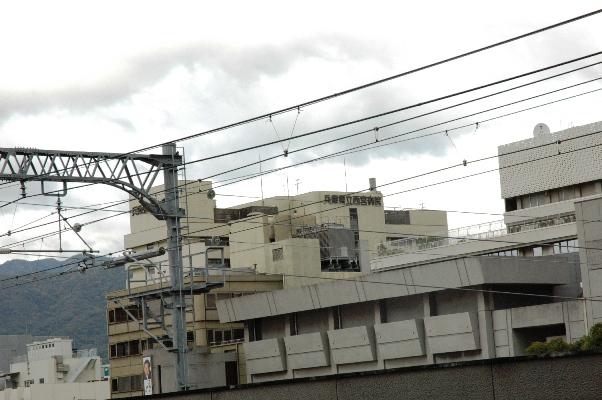 総合病院:県立西宮病院 1986m