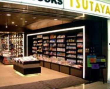ショッピング施設:TSUTAYA 三軒茶屋店 914m