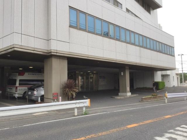 総合病院:名戸ヶ谷病院 1303m