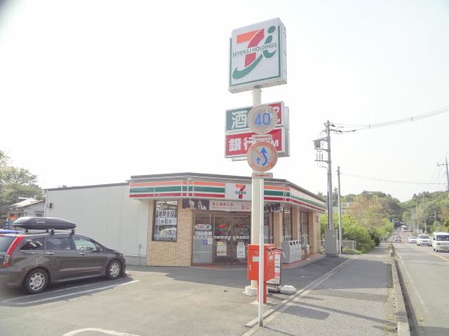 コンビ二:セブンイレブン 柏増尾店 311m