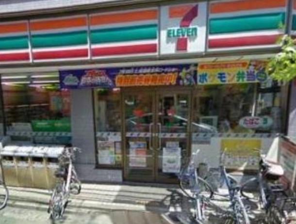 コンビ二:セブンイレブン 世田谷代田店 563m