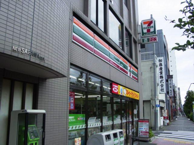 コンビ二:セブンイレブン 墨田石原1丁目店 2m 1F