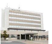 役所:磐田市役所 3488m