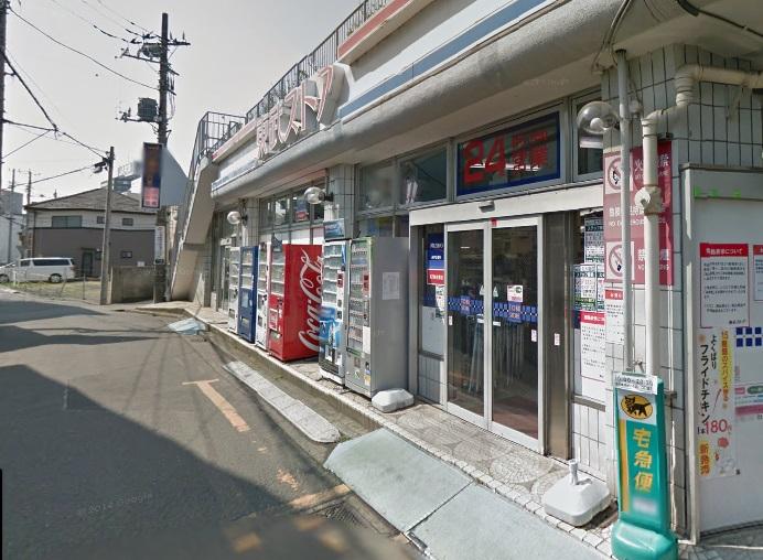 スーパー:東武ストア北大宮店 536m