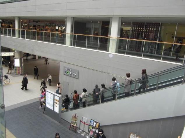 ショッピング施設:SEIJYOCORTY 749m