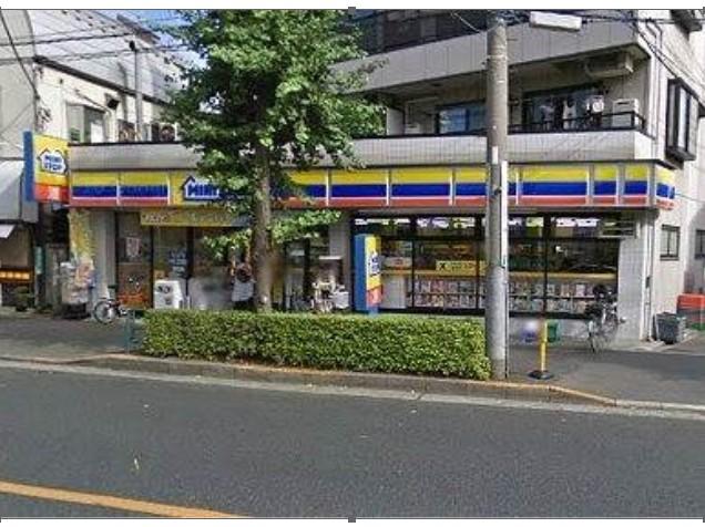 コンビ二:ミニストップ 狛江岩戸北店 543m