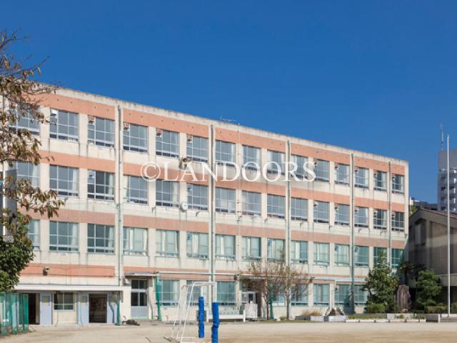小学校:名古屋市立千種小学校 575m