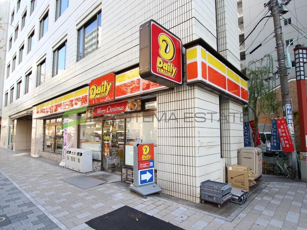 コンビ二:デイリーヤマザキ 清杉通り店 117m