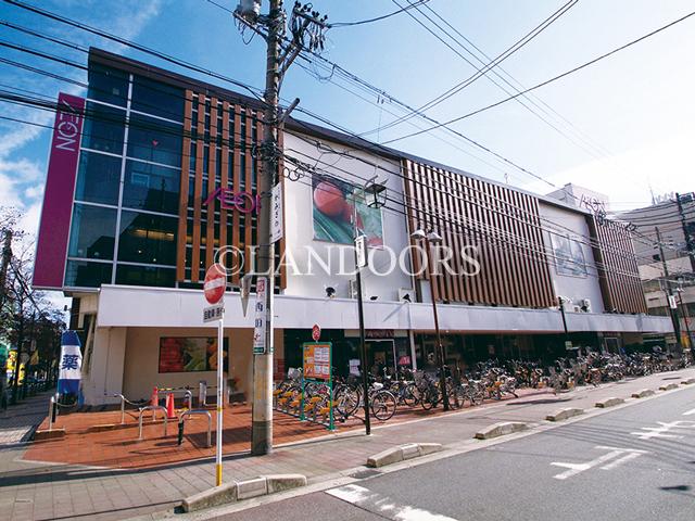 スーパー:イオン 今池店 454m