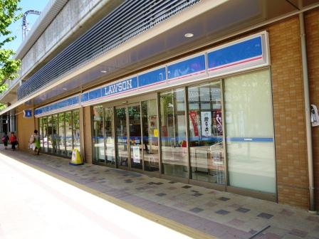 コンビ二:ローソン 経堂一丁目店 159m