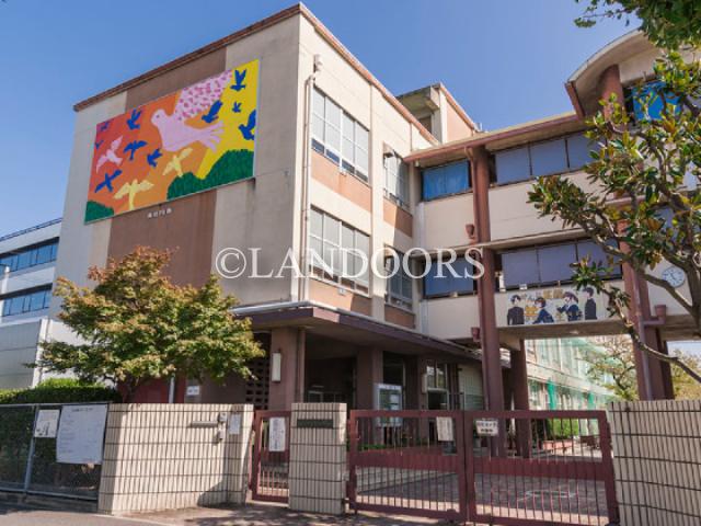 中学校:名古屋市立今池中学校 329m