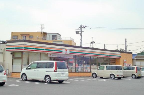 コンビ二:セブンイレブン 八王子中野山王1丁目店 554m