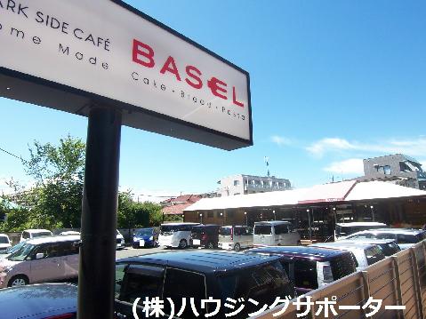 レストラン:バーゼル 富士森公園店 73m