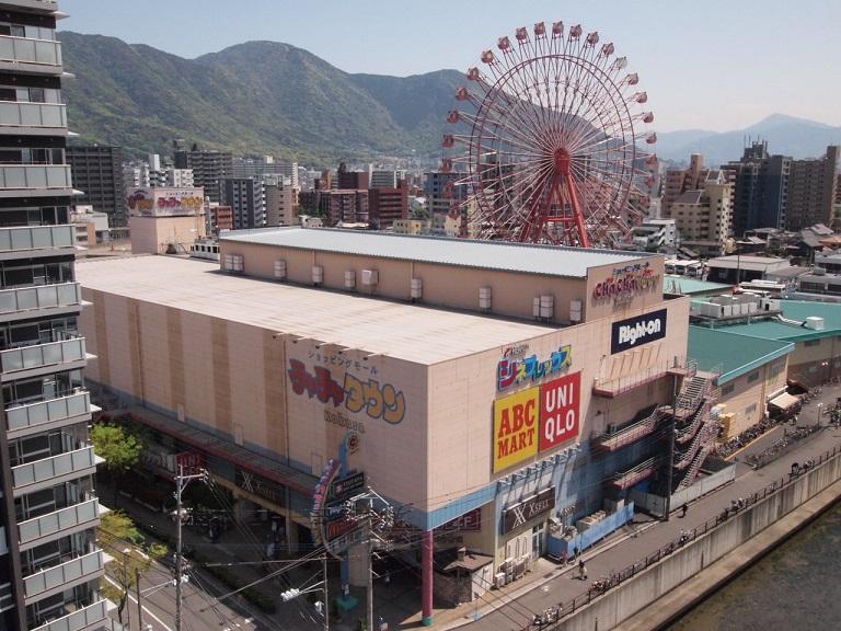 ショッピング施設:チャチャタウン小倉 568m