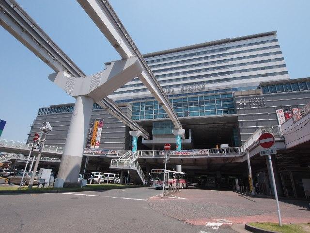 ショッピング施設:AMU PLAZA KOKURA(アミュプラザ小倉) 850m