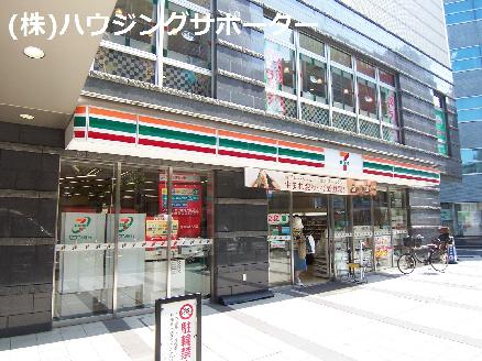 コンビ二:セブンイレブン 京王八王子駅前店 157m