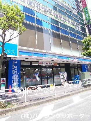 コンビ二:ローソン 京王八王子駅前店 183m