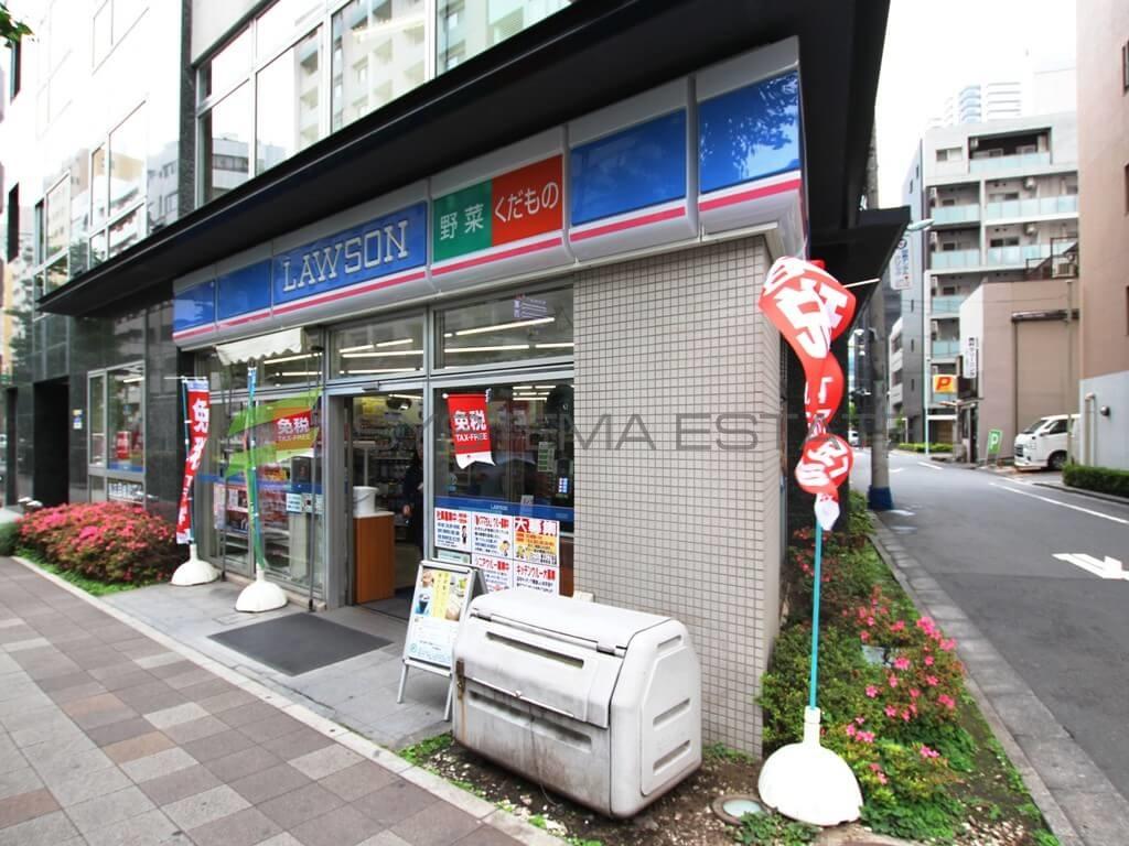 コンビ二:ローソン H新川二丁目店 152m