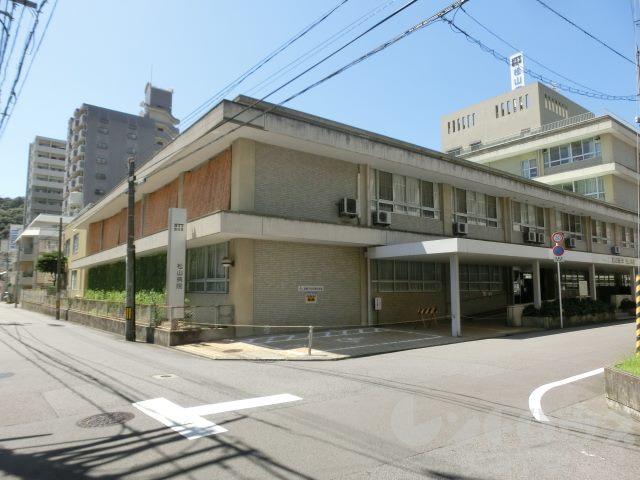 内科:NTT西日本松山病院 261m