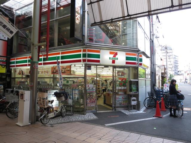 コンビ二:セブンイレブン 高槻芥川町店 220m