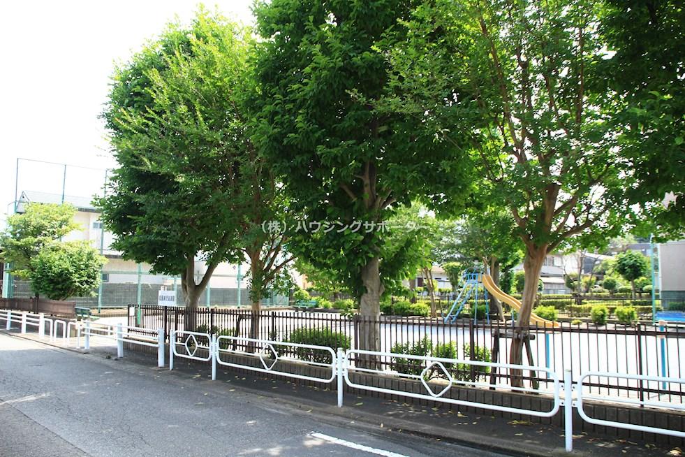 公園:松風東児童遊園 102m