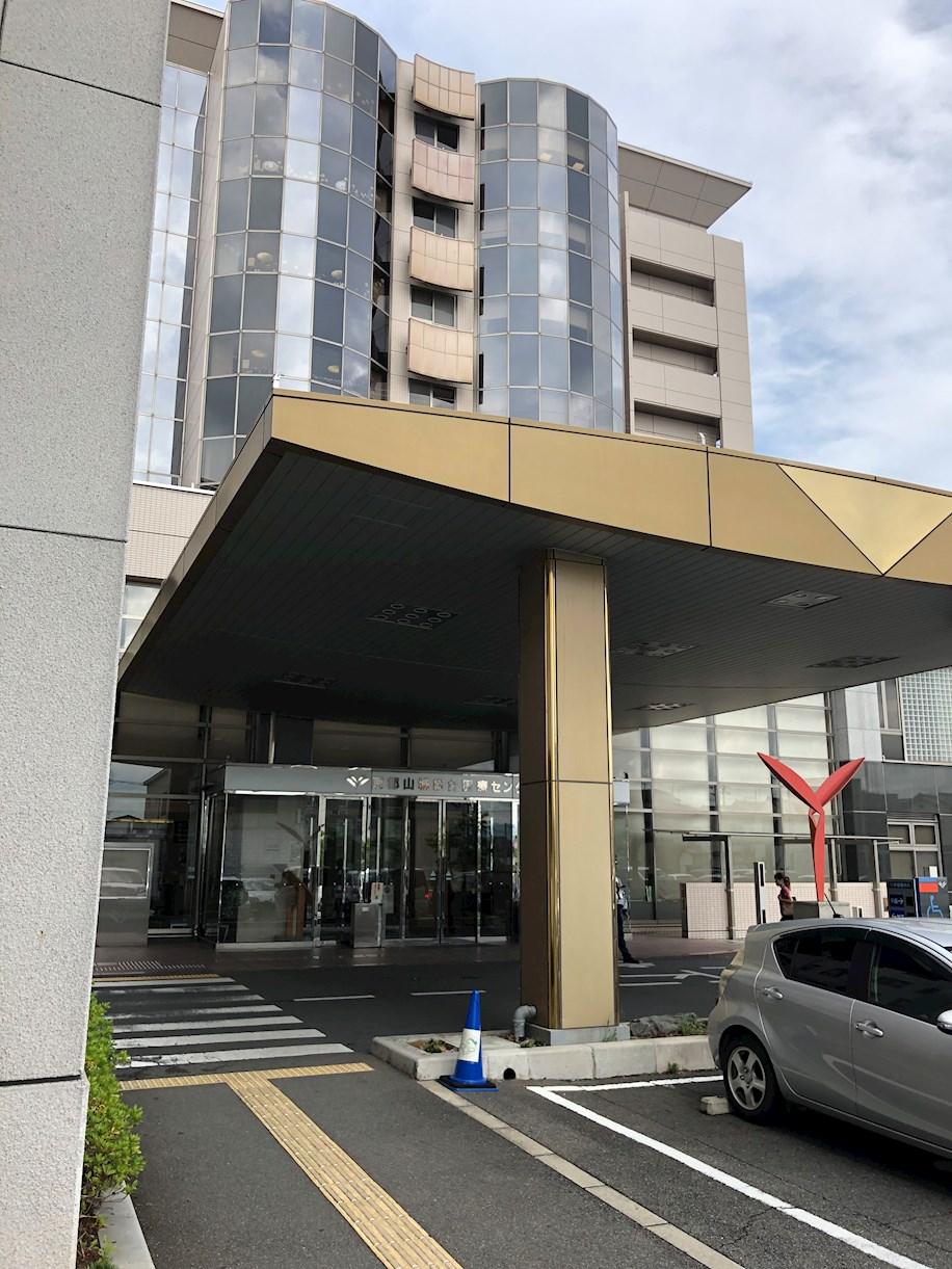 総合病院:公立山城病院 2402m
