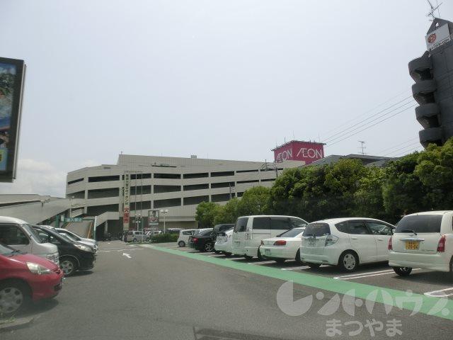 スーパー:イオンスタイル松山 596m
