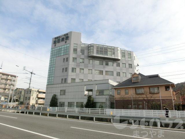 総合病院:増田病院 1071m