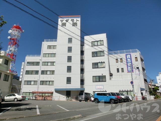 総合病院:貞本病院 317m