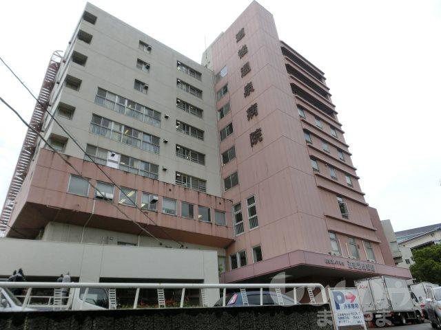 総合病院:道後温泉病院 1884m