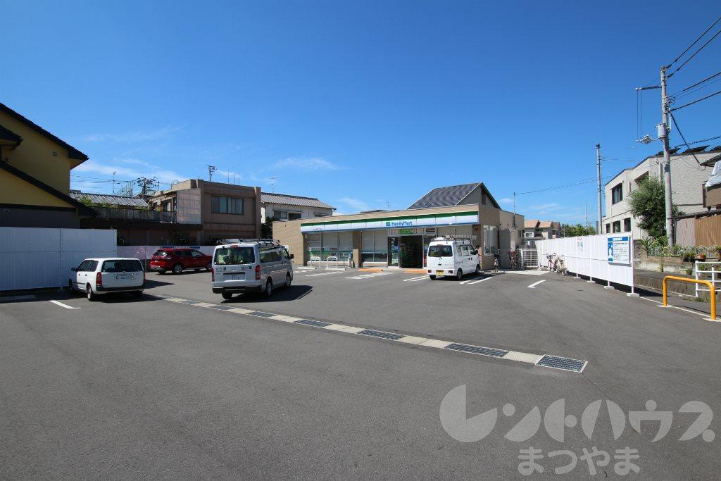 コンビ二:ファミリーマート 松山小栗六丁目店 737m