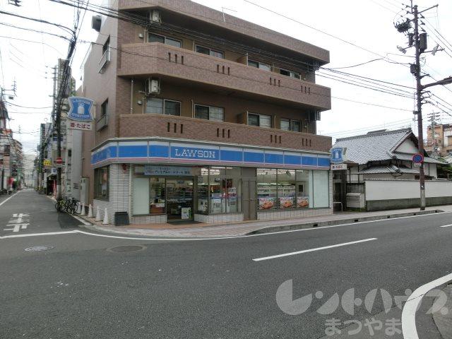 コンビ二:セブンイレブン 松山三番町1丁目店 63m