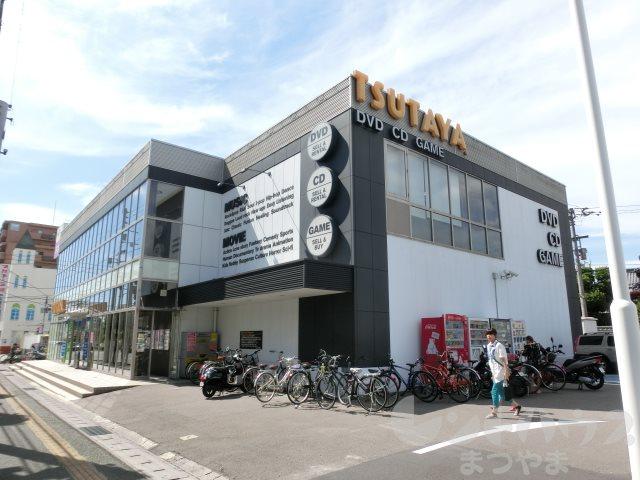 ショッピング施設:TSUTAYA 中央店 795m