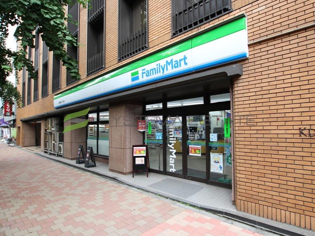 コンビ二:ファミリーマート 日本橋本町一丁目店 228m