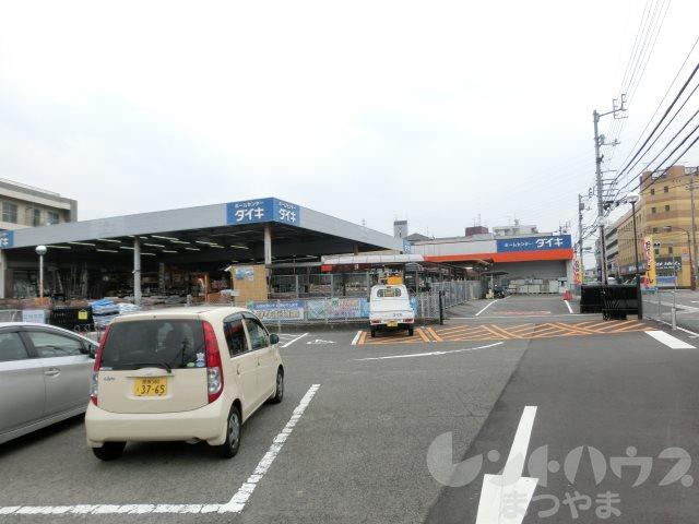 ホームセンター:DCM DAIKI(DCMダイキ) 福音寺店 367m