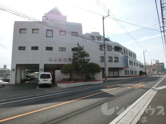 総合病院:松山城東病院 744m