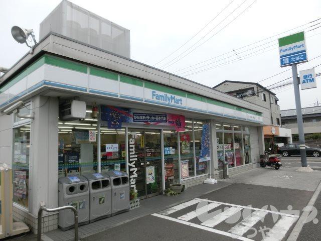 コンビ二:ファミリーマート 松山中央市場前店 351m