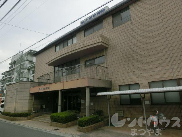 総合病院:松山協和病院 82m