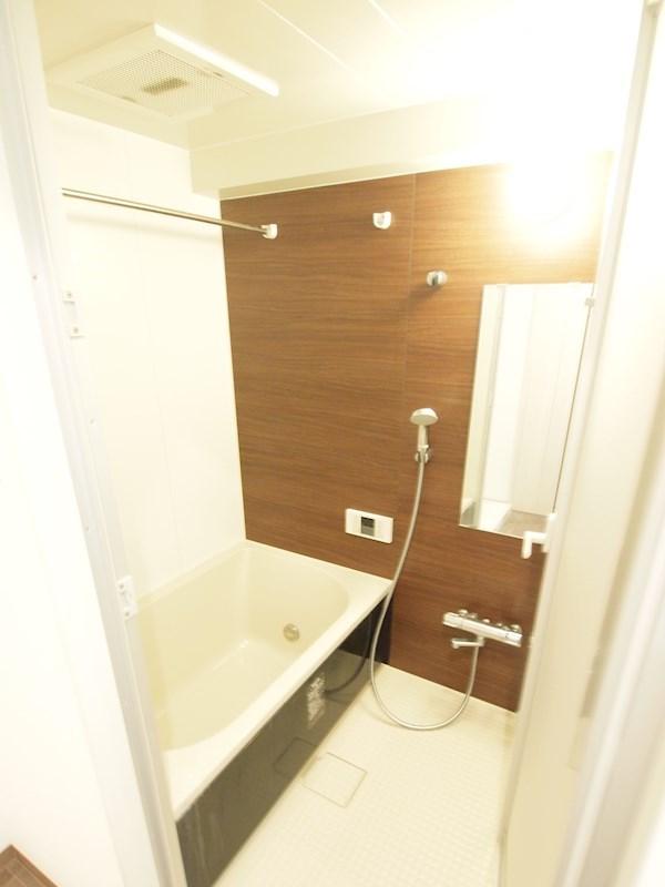 高級感のある浴室です。