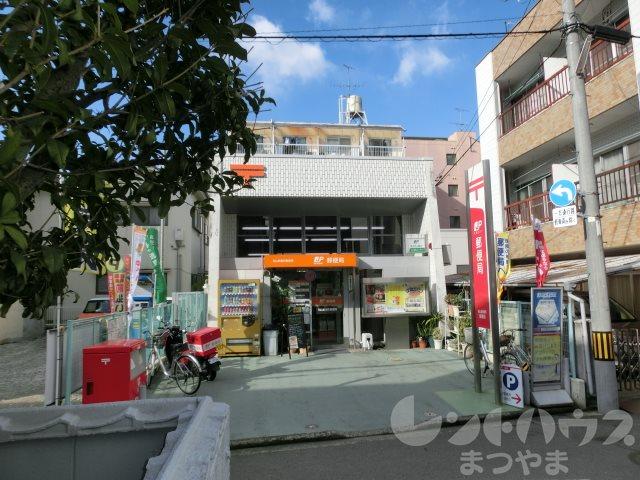 郵便局:松山鉄砲町郵便局 116m